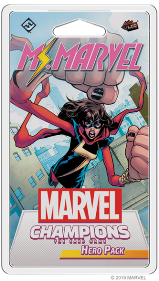 Marvel Champions The Card Game Ms. Marvel Hero Pack