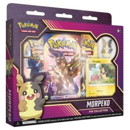 Pokemon Morpeko Pin Collection