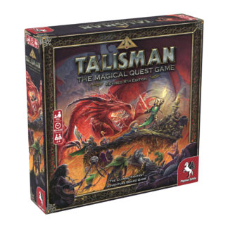 Talisman 4th Edition Board Game