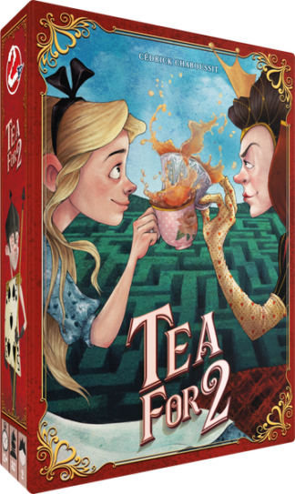 Tea for 2 Board Game
