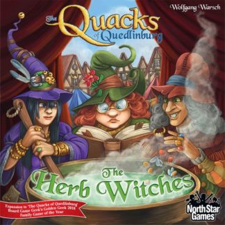 The Quacks of Quedlinburg The Herb Witches