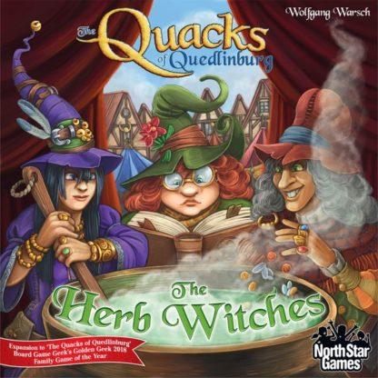 The Quacks of Quedlinburg The Herb Witches