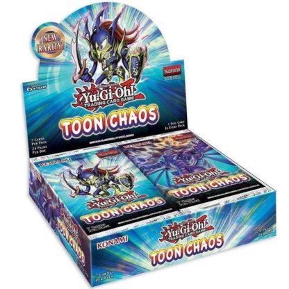 Yu-Gi-Oh Toon Chaos Booster Box