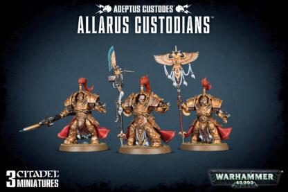 Games Workshop Adeptus Custodes Allarus Custodians