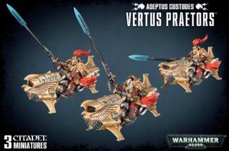 Games Workshop Adeptus Custodes Vertus Praetors