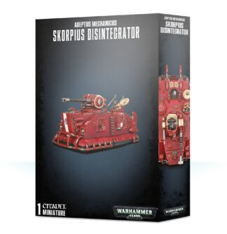 Games Workshop Adeptus Mechanicus Skorpius Disintegrator