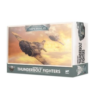 Aeronautica Imperialis Imperial Navy Thunderbolt Fighters