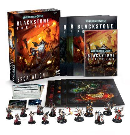 Games Workshop Blackstone Fortress Escalation