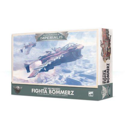 Aeronautica Imperialis Ork Air Waaagh! Fighta Bommerz