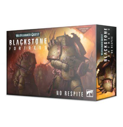 Games Workshop Blackstone Fortress No Respite