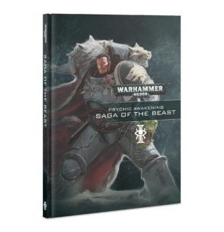 Psychic Awakening Saga of the Beast