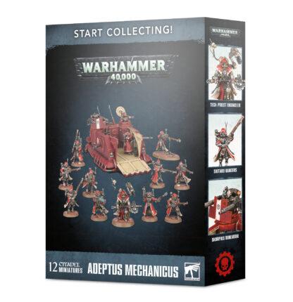 Games Workshop Adeptus Mechanicus Start Collecting!