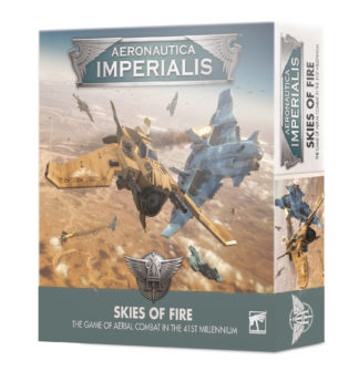 Aeronautica Imperialis: Skies of Fire