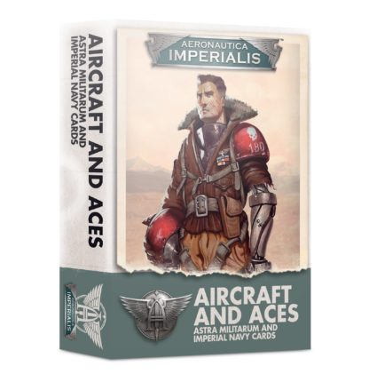 Aeronautica Imperialis: Aircraft and Aces – Astra Militarum and Imperial Navy Cards