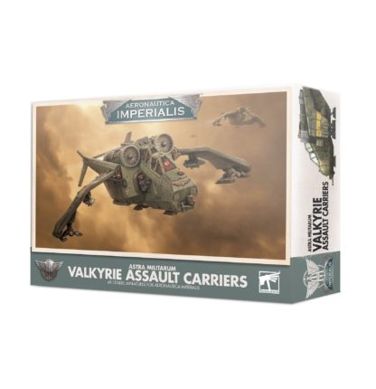 Aeronautica Imperialis Valkyrie Assault Carriers