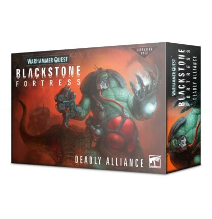 Warhammer Quest: Blackstone Fortress Deadly Alliance