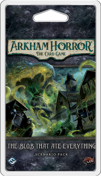 Arkham Horror The Card Game The Blob That Ate Everything