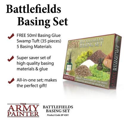 Army Painter Battlefields Basing Set (2019)