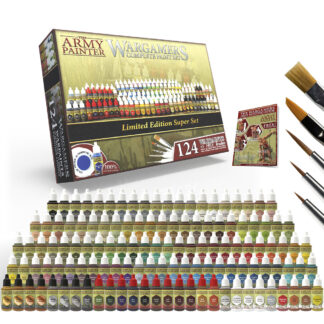 Army Painter Complete Warpaints Set - Ltd. ed.