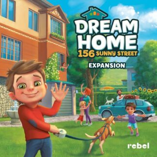 Dream Home 156 Sunny Street Board Game Expansion