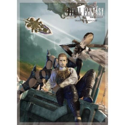FINAL FANTASY TRADING CARD GAME CARDSLEEVE TYPE-12