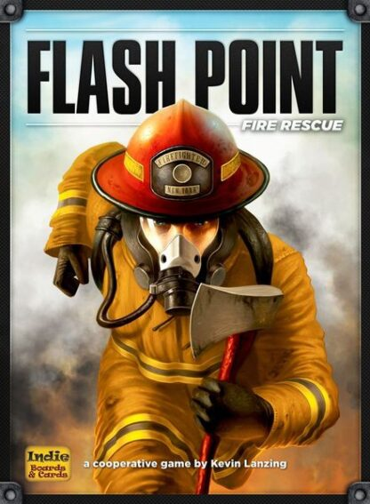 Flash Point Fire Rescue Board Game