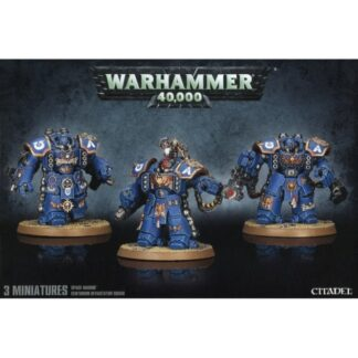 Games Workshop Space Marine Centurion Devastator Squad