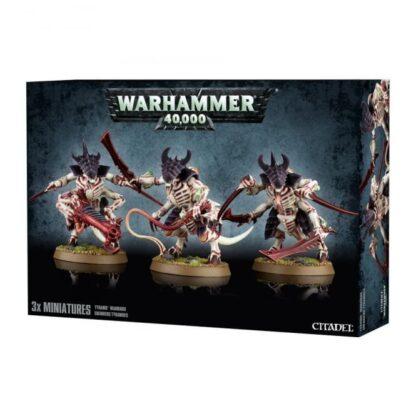 Games Workshop Tyranid Warriors