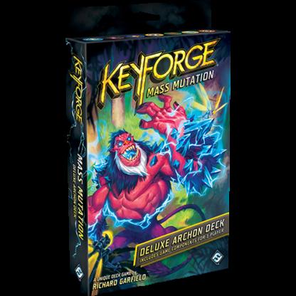Keyforge Mass Mutation Deluxe Deck
