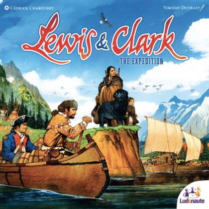 Lewis & Clark The Expedition Board Game