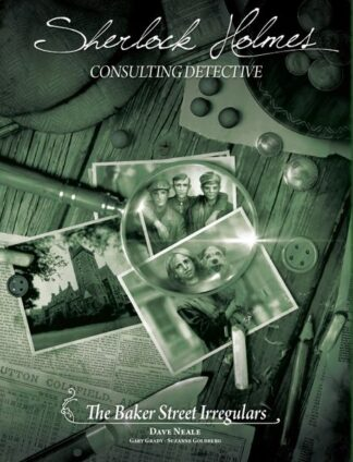Sherlock Holmes Consulting Detective The Baker Street Irregulars