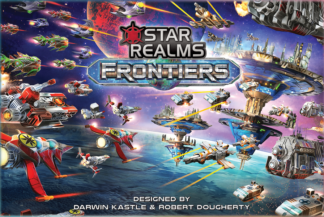 Star Realms Frontiers Card Games