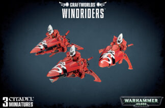 Games Workshop Craftworlds Windriders
