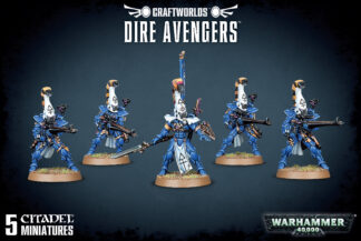 Games Workshop Craftworlds Dire Avengers