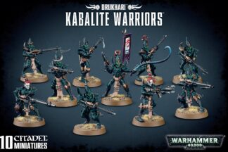 Games Workshop Drukhari Kabalite Warriors