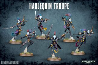 Games Workshop Harlequin Troupe