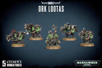 Games Workshop Ork Lootas