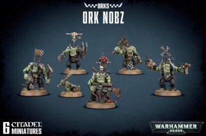 Games Workshop Ork Nobz