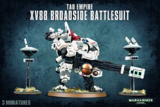 Games Workshop Tau XV88 Broadside Battlesuit