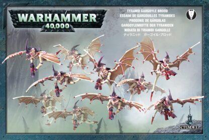 Games Workshop Tyranid Gargoyle Brood