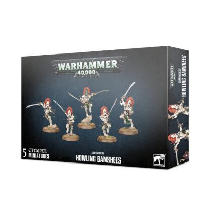 Games Workshop Craftworlds Howling Banshees