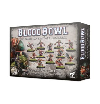 Games Workshop The Underworld Creepers – Underworld Denizens Blood Bowl Team