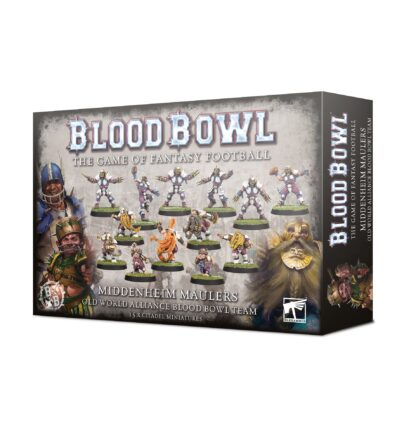 Games Workshop The Middenheim Maulers – Old World Alliance Blood Bowl Team
