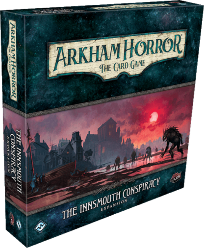 Arkham Horror The Card Game The Innsmouth Conspiracy
