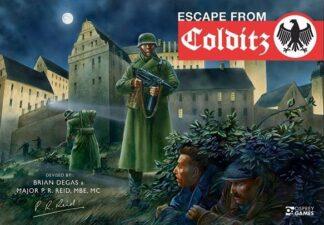 Escape from Colditz 75th Anniversary Edition Board Game