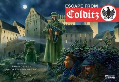 Escape from Colditz 75th Anniversary Edition Board Game