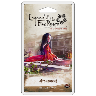 Legend of the Five Rings The Card Game Atonement