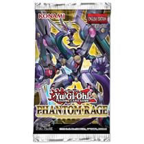 Yu-Gi-Oh Phantom Rage Booster Pack