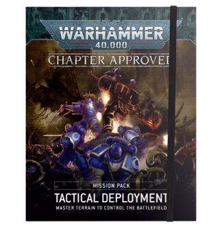 Games Workshop Chapter Approved Mission Pack Tactical Deployment