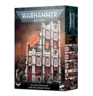 Games Workshop Battlezone Manufactorum Sanctum Administratus